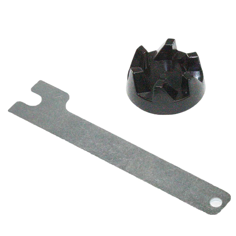 Supplying Demand 9704230 /& Spanner Tool Blender Drive Coupler Fits Kitchenaid
