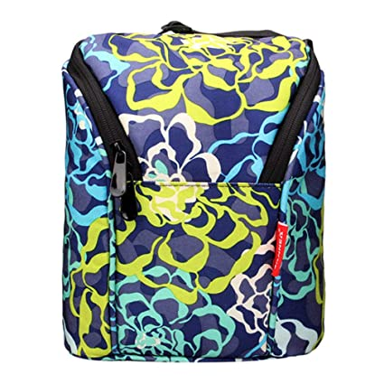 Amazon.com: Portable Insulated Lunch Bags Mini Roomy Milk ...
