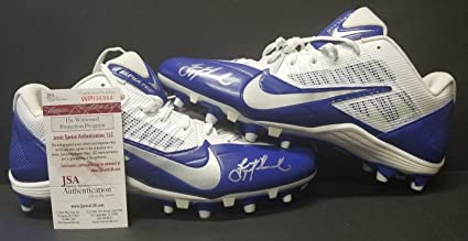Troy Aikman Autographed Dallas Cowboys Nike Cleats