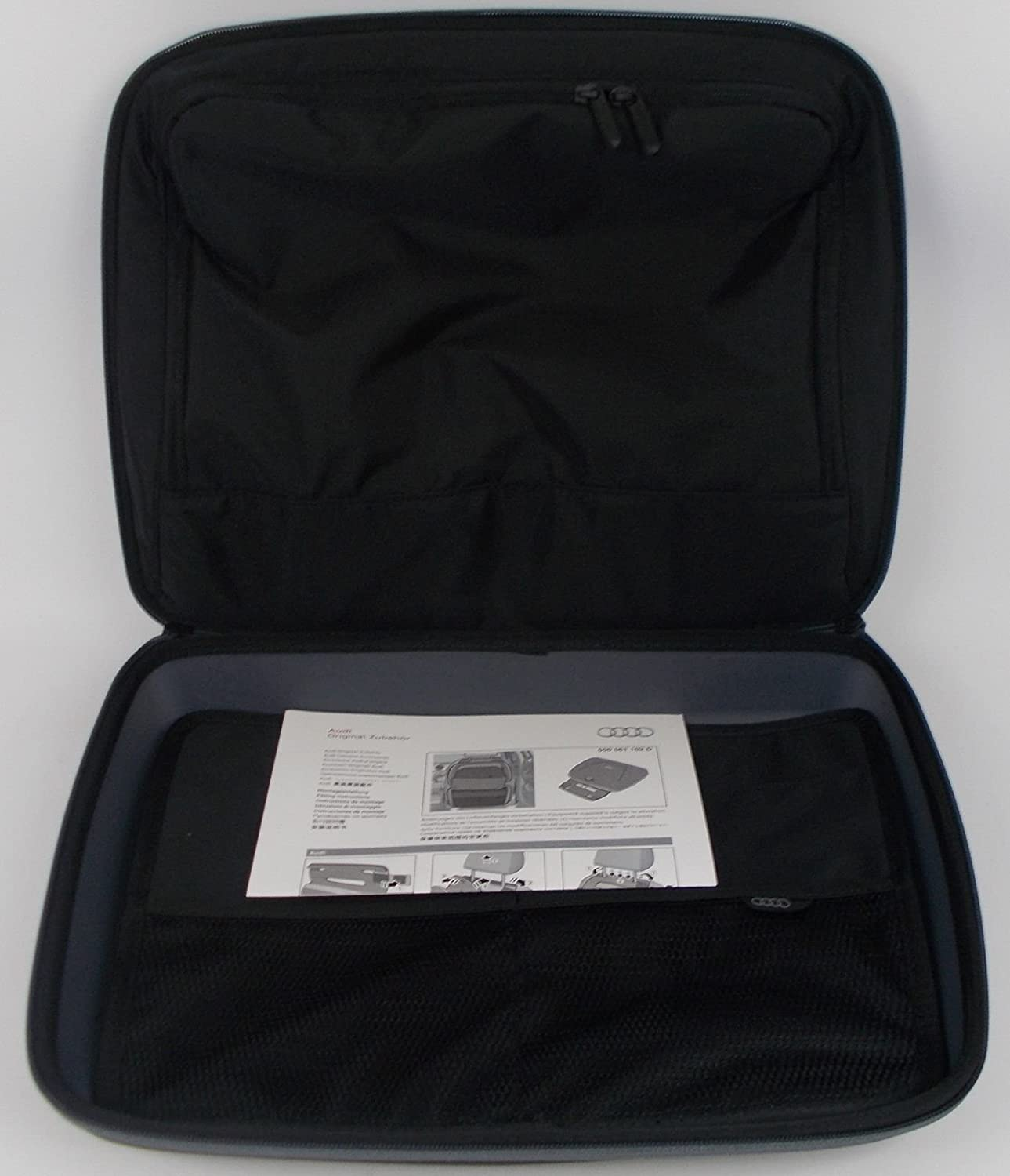 Audi Seat Backrest Storage Carry Bag 000061102D New Genuine Audi part
