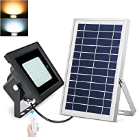 Deals on UPONUN Waterproof IP67 60LED Dusk to Dawn Solar Lights