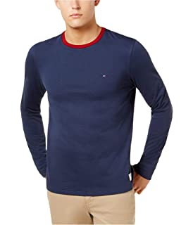 984ed0705 Tommy Hilfiger Mens Henson Basic T-Shirt | Amazon.com