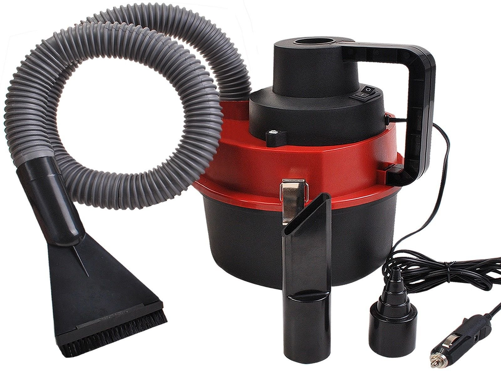 Auto Car Vacuum Cleaner Portable Wet Dry Dc 12 Volt Mini Portable High Power