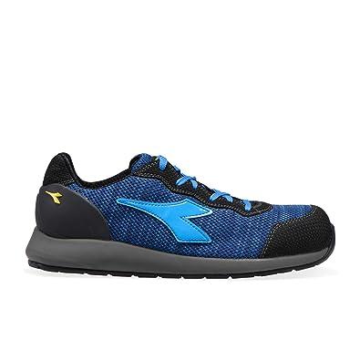 7e57fcdd2eff73 Utility Diadora - Chaussures de Travail Basses D-Strike Weave MDS S1P SRC  HRO pour