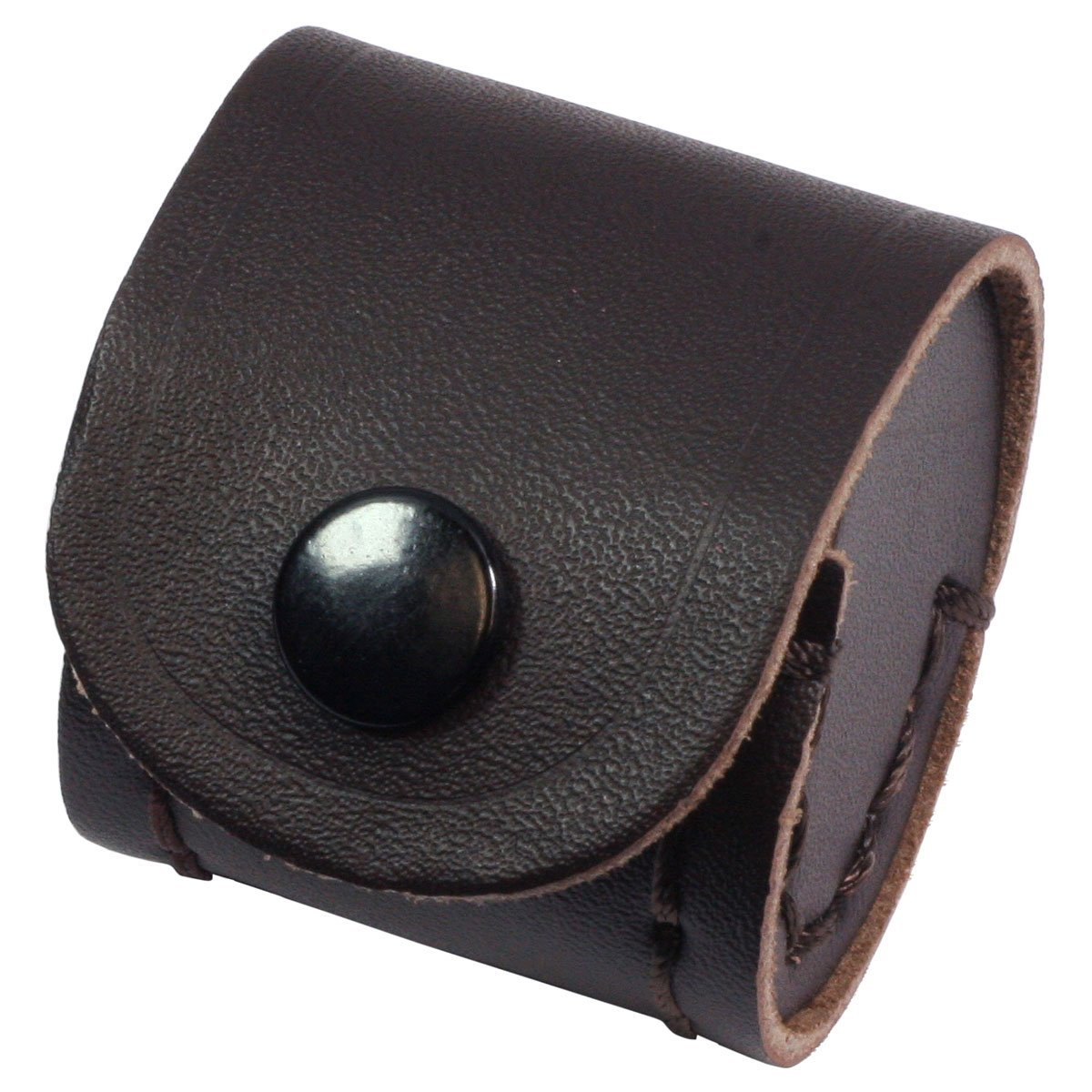 HTS 203E0 20x 21mm Chrome Triplet Jewelers Loupe With Leather Case