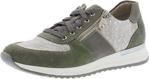 Rieker N7022 Damen Low Top Sneaker,Halbschuh,Sportschuh P1gdx