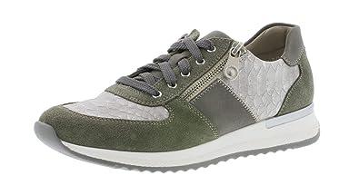 Low sportschuh Top atmungsaktiv halbschuh Sneaker N7022 Damen Rieker bg7yYf6