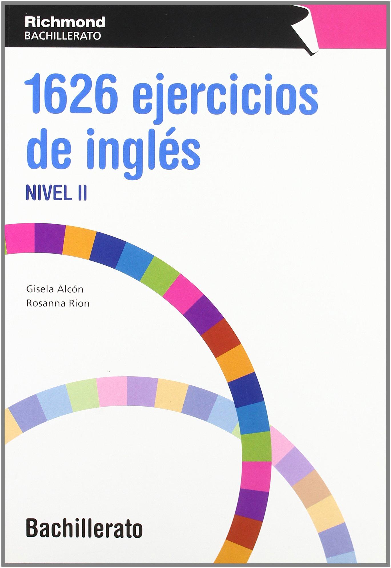 1626 Ejercicios de Inglés - 9788466812672: Amazon.es: Gisela Alvon ...