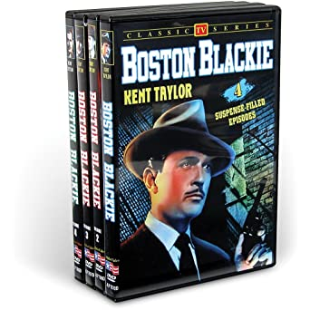 Amazon com: Boston Blackie: The Television Series Collection