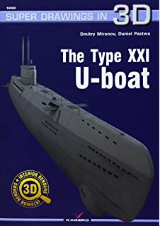 the type xxi u-boat (super drawings in 3d)