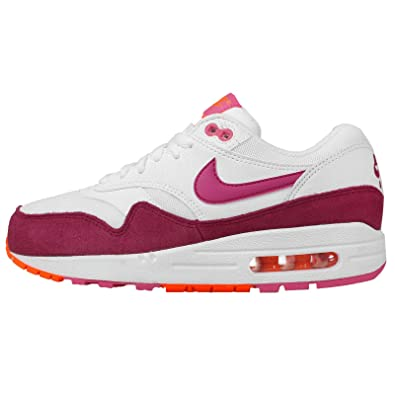 Nike Women's Air Max 1 Essential Running Shoe WHITE
