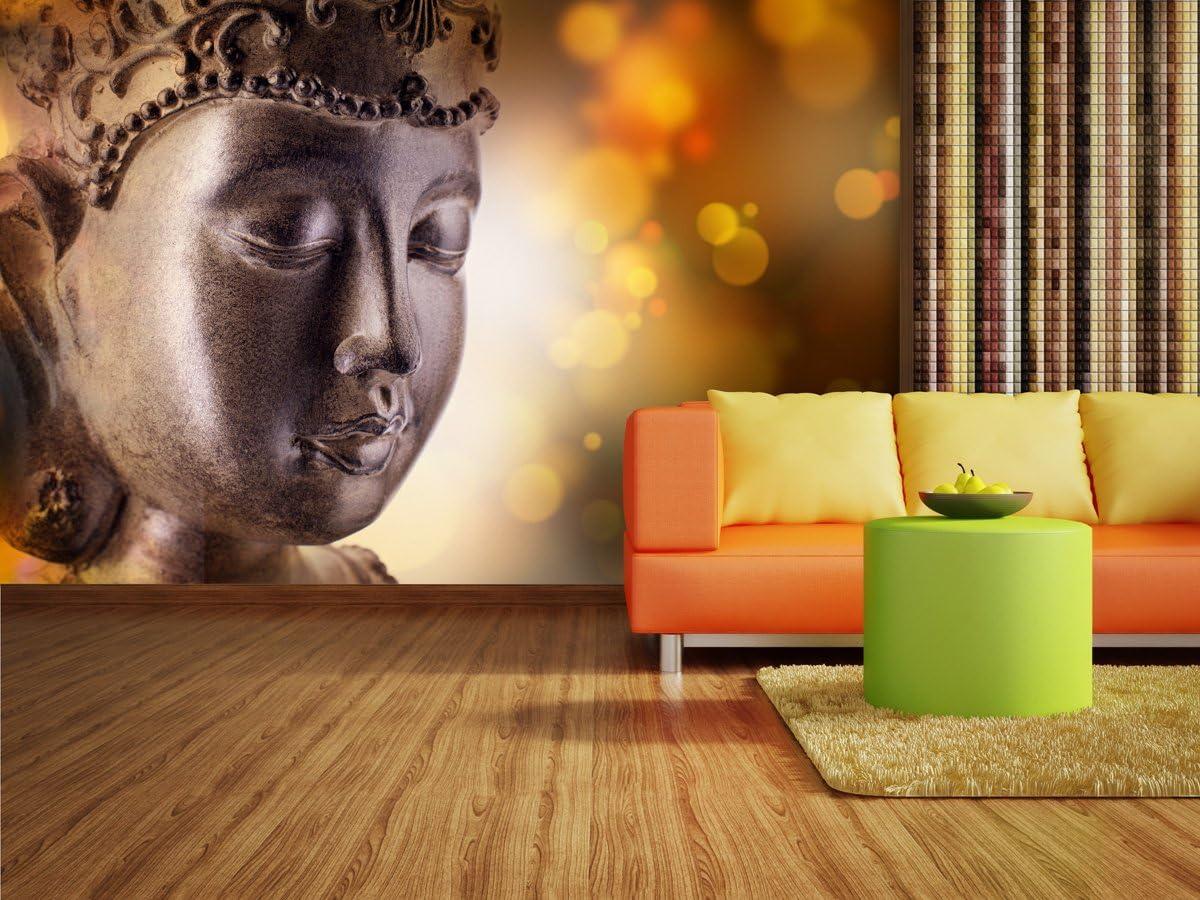 weitere Gr/ö/ßen und Materialien w/ählbar DEUTSCHE PROFI QUALIT/ÄT von Trendw/ände Fototapete Meditation