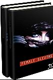 Female Sleuths Multipack 2 – Violet Strange, Pennington Wise & Zizi and Betty Gordon (19 books total. Illustrated)