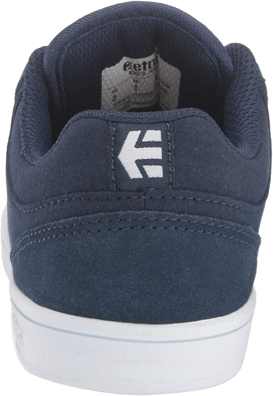 Etnies Kids Joslin Black Gum Youth Skateboard Shoes