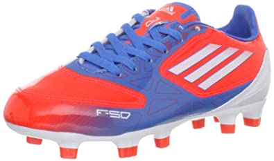 65ea3b9c4b280 adidas F10 TRX FG Soccer Cleat (Little Kid/Big Kid)