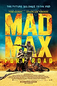 "MCPosters Mad Max Fury Road GLOSSY FINISH Movie Poster - MCP241 (24"" x 36"" (61cm x 91.5cm))"