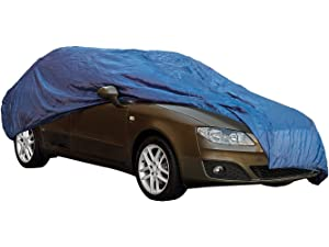 wlw FOCUS 05 on Waterproof Elasticated UV Car Cover /& Frost Protector