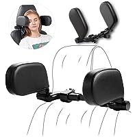 Car Seat Headrest Pillow,Car Neck Pillow Head Pillow,Sleeping Travel Seat, Head Cushion Foam,Premium Seat Head Pillow…