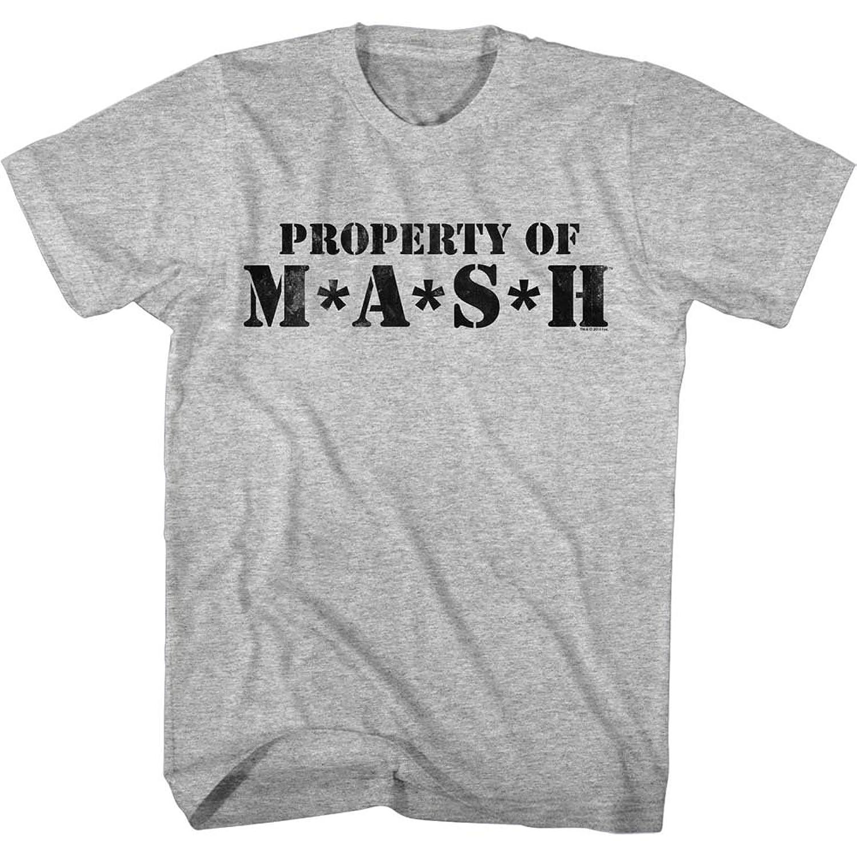 Mash - Mens Property Of Mash T-Shirt
