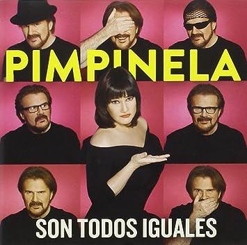 Pimpinela - Pimpinela (Son Todos Iguales Sony-272525 ...