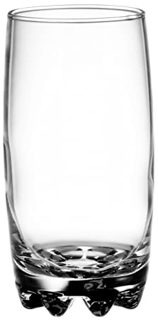 Bormioli Rocco Galassia Supercooler Glasses Set of 4 Gift Boxed (600 ml) Glassware & Drinkware at amazon