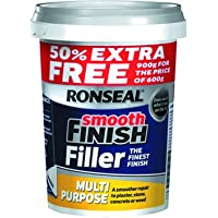 Ronseal 36545 - Multipropósito Acabado Liso Ready Mixed