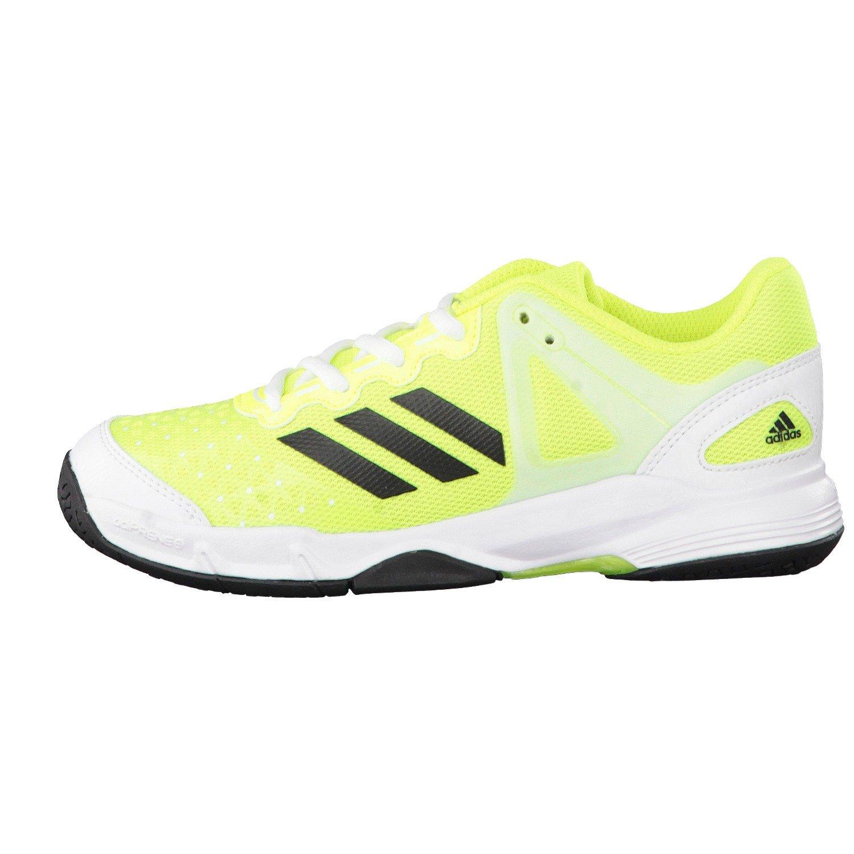 the latest ecee6 5c11b Adidas Court Stabil J, Basses Mixte Enfant Amazon.fr Chaussures et Sacs