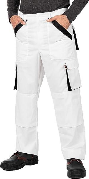 Donna Pantaloni da lavoro Combat Cargo Varie Taglie e colore nero o blu scuro