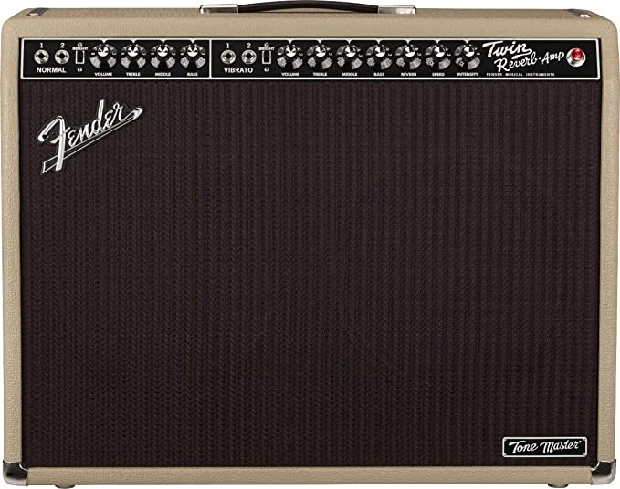 Fender Tone Master Twin Reverb Solid-State Combo Amp