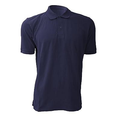 7e138c7c Jerzees Colours Mens 100% Cotton Short Sleeve Polo Shirt: Amazon.co.uk:  Clothing