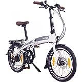 "NCM Lyon, E-Bike, E-Faltrad, 250W, 36V 8Ah 288Wh Rahmenakku, 20"" Zoll"