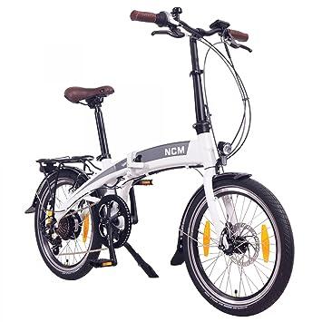 Bicicleta electrica plegable electrobike