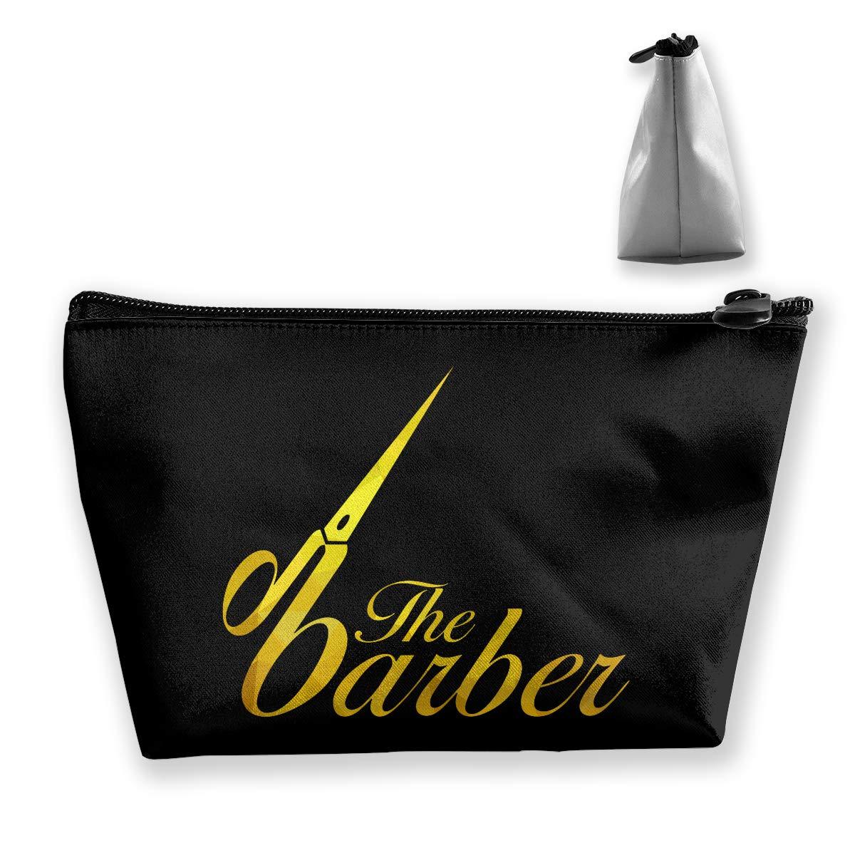 【激安セール】 The B07JYSKRMV Hairdresser Barber Hairdresser 小型トラベルメイクアップポーチ 化粧品収納オーガナイザーバッグ Barber B07JYSKRMV, MJ-MARKET:d7642be9 --- arianechie.dominiotemporario.com