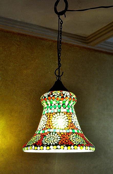 Buy hnd00445 indian traditional designer glass hanging lamps online hnd00445 indian traditional designer glass hanging lamps audiocablefo