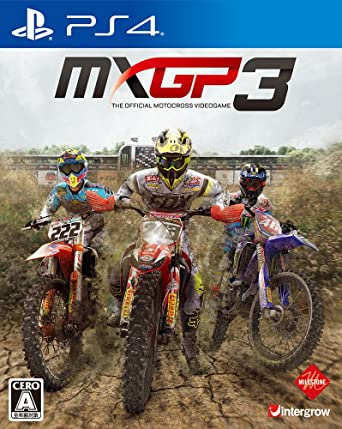 amazon mxgp3 the official motocross videogame ps4 ゲーム