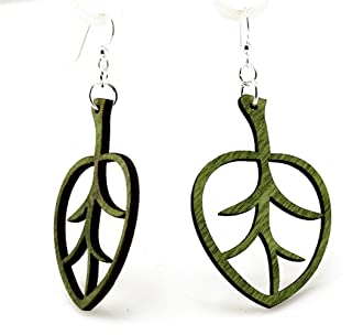 product image for Aspen Leaves Earrings