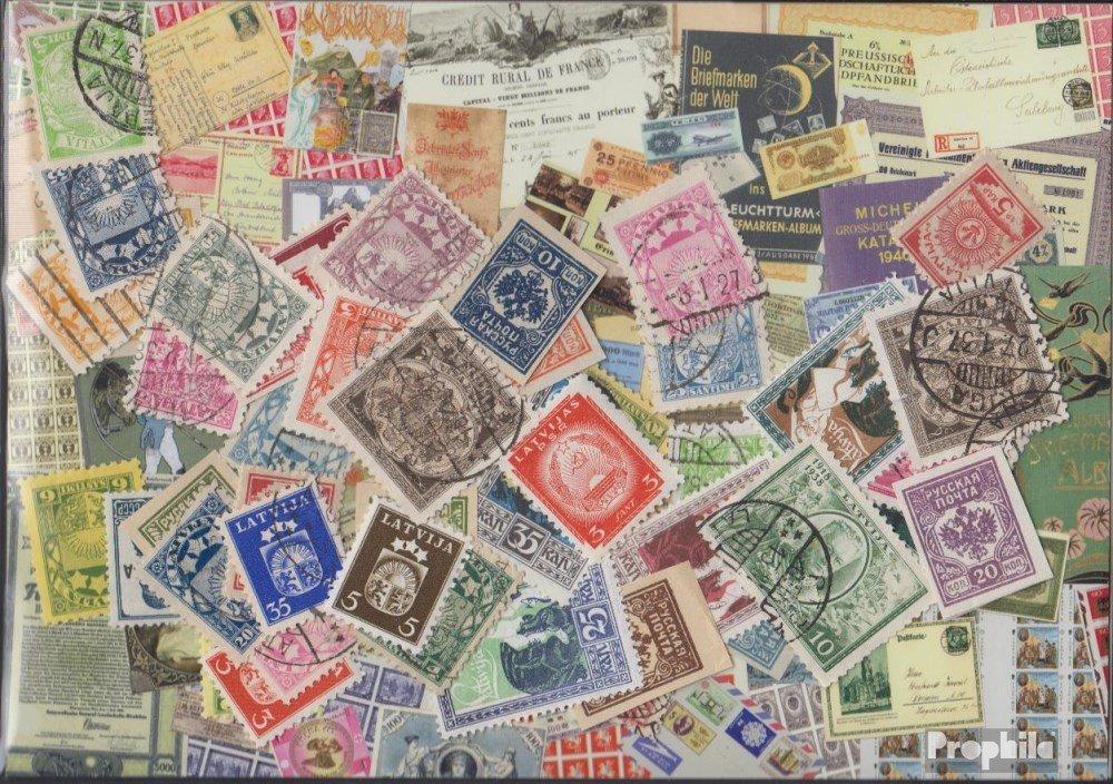 soporte minorista mayorista Prophila Collection Letonia 200 Diferentes Diferentes Diferentes Sellos hasta 1940 (Sellos para los coleccionistas)  de moda