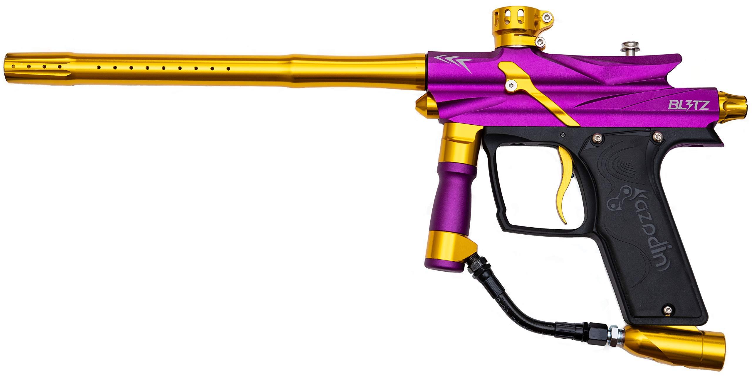 Azodin Blitz 3 (Purple/Gold) by Azodin