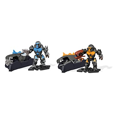 Mega Construx Halo Brute Weapons Customizer Pack Building Kit: Toys & Games