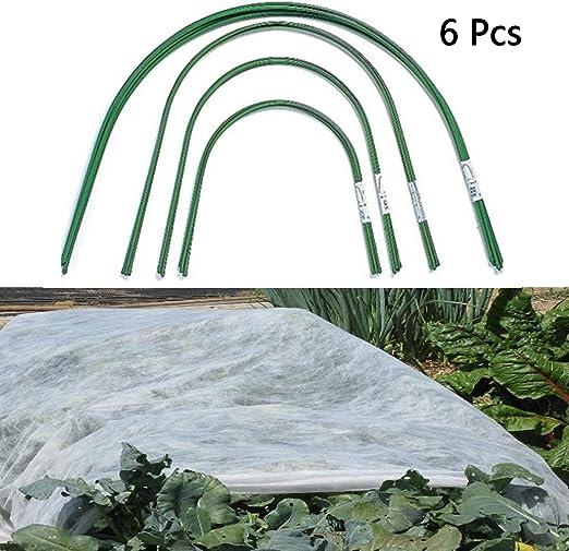 Cozyhoma 6 Unidades de túnel de Cultivo con Cubierta de protección ...