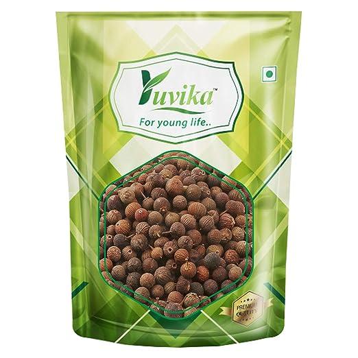 YUVIKA Baibadang | Vaivadang Black - Embelia Ribes - False Black Pepper (100 GM)