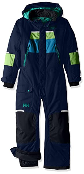 ee4774d82 Amazon.com: Helly Hansen Kids Legacy Insulated Play Suit, Evening ...