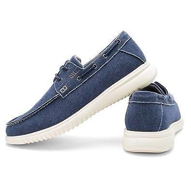Amazon.com: GM GOLAIMAN - Mocasines para hombre: Shoes
