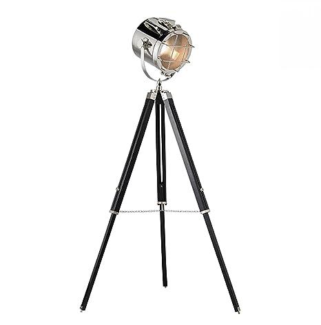 timeless design b8edf b3361 Tripod Spotlight Floor Lamp: Amazon.co.uk: Lighting