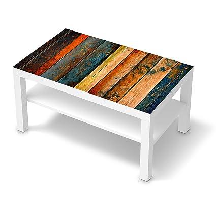 Perfecto Mesa De Café Con Muebles De Ikea De Almacenamiento ...