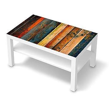 creatisto Möbel-Aufkleber Folie für IKEA Lack Tisch 90x55 cm ...