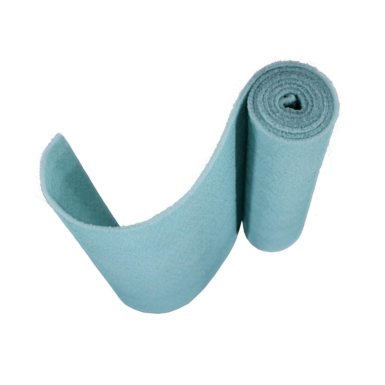 Cobertor antideslizante para cama con somier la mejor protecci/ón antideslizante para el colch/ón o alfombras grandes y pesadas 60 x 180 cm turquesa variostama/ños alta calidad