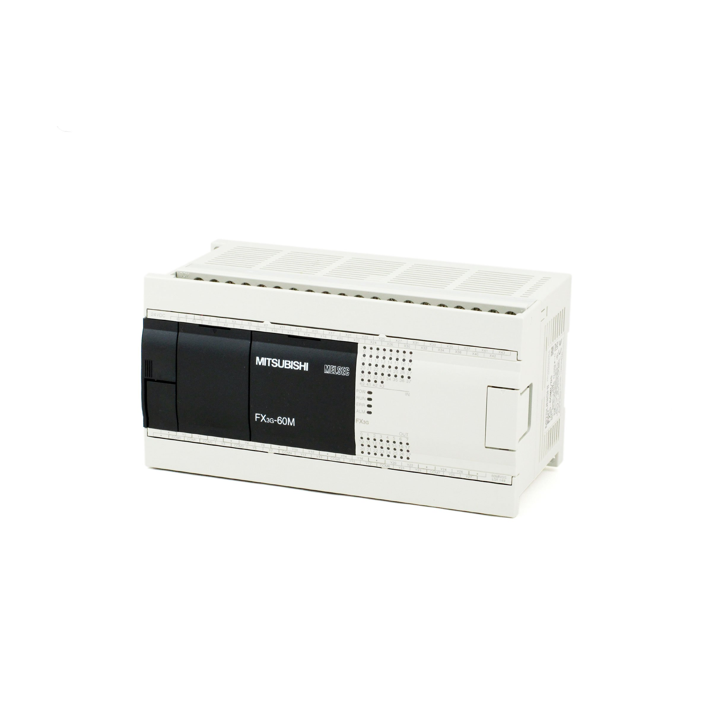 MITSUBISHI ELECTRIC FX3G-60MT/ESS Programmable controller Main Units with 60 I/O (Standerd Model) (Source type) NN