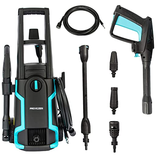 ProKleen Electric Pressure Power Washer - Reliable Design