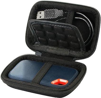 Khanka Tasche Hülle Passt Für Sandisk Extreme Portable Computer Zubehör